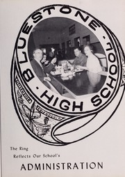 Bluestone High School - Golden Link Yearbook (Skipwith, VA) online yearbook collection, 1961 Edition, Page 17