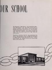 Bluestone High School - Golden Link Yearbook (Skipwith, VA) online yearbook collection, 1961 Edition, Page 7