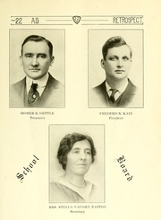 Bluffton High School - Retrospect Yearbook (Bluffton, IN) online yearbook collection, 1922 Edition, Page 15