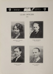 Bluffton High School - Retrospect Yearbook (Bluffton, IN) online yearbook collection, 1923 Edition, Page 48