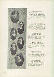 Blume High School - Retrospect Yearbook (Wapakoneta, OH) online yearbook collection, 1922 Edition, Page 16