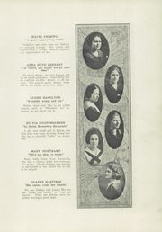 Blume High School - Retrospect Yearbook (Wapakoneta, OH) online yearbook collection, 1922 Edition, Page 17 of 100