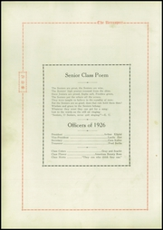 Blume High School - Retrospect Yearbook (Wapakoneta, OH) online yearbook collection, 1926 Edition, Page 34