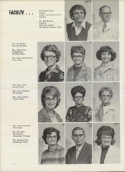 Bonesteel High School - Tiger Yearbook (Bonesteel, SD) online yearbook collection, 1977 Edition, Page 6
