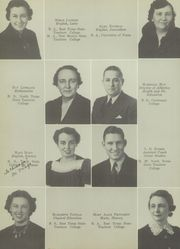 Bonham High School - Coushatta Yearbook (Bonham, TX) online yearbook collection, 1940 Edition, Page 14
