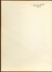 Bonham High School - Coushatta Yearbook (Bonham, TX) online yearbook collection, 1940 Edition, Page 2 of 88