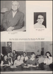 Bonham High School - Coushatta Yearbook (Bonham, TX) online yearbook collection, 1957 Edition, Page 11 of 144