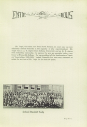 Boonville High School - Entre Nous Yearbook (Boonville, IN) online yearbook collection, 1924 Edition, Page 11