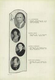Boonville High School - Entre Nous Yearbook (Boonville, IN) online yearbook collection, 1924 Edition, Page 14