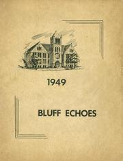 Boscobel High School - Bluff Echoes Yearbook (Boscobel, WI) online yearbook collection, 1949 Edition, Page 1