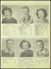 Boscobel High School - Bluff Echoes Yearbook (Boscobel, WI) online yearbook collection, 1949 Edition, Page 17 of 78
