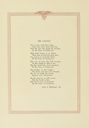 Boston College - Sub Turri Yearbook (Boston, MA) online yearbook collection, 1922 Edition, Page 16