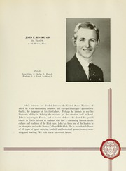 Boston College - Sub Turri Yearbook (Boston, MA) online yearbook collection, 1941 Edition, Page 261