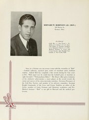 Boston College - Sub Turri Yearbook (Boston, MA) online yearbook collection, 1941 Edition, Page 262 of 474