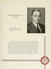 Boston College - Sub Turri Yearbook (Boston, MA) online yearbook collection, 1941 Edition, Page 263
