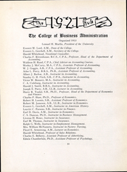 Boston University - HUB Yearbook (Boston, MA) online yearbook collection, 1921 Edition, Page 12