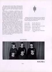Boston University - HUB Yearbook (Boston, MA) online yearbook collection, 1942 Edition, Page 275