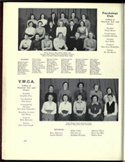 Boston University - HUB Yearbook (Boston, MA) online yearbook collection, 1951 Edition, Page 222