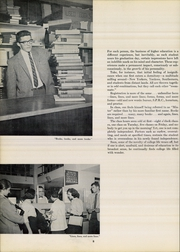Boston University - HUB Yearbook (Boston, MA) online yearbook collection, 1958 Edition, Page 12