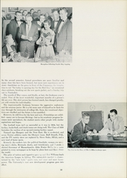 Boston University - HUB Yearbook (Boston, MA) online yearbook collection, 1958 Edition, Page 17 of 364
