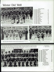 Bothell High School - Cougar Yearbook (Bothell, WA) online yearbook collection, 1981 Edition, Page 45
