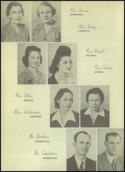 Bowie High School - Jackrabbit Yearbook (Bowie, TX) online yearbook collection, 1945 Edition, Page 14