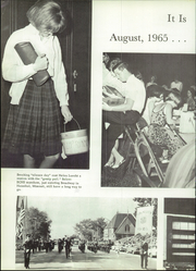Bowling Green High School - Speaker Yearbook (Bowling Green, MO) online yearbook collection, 1966 Edition, Page 30