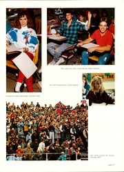 Bowsher High School - Apogee Yearbook (Toledo, OH) online yearbook collection, 1988 Edition, Page 11