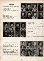 Brackenridge High School - La Retama Yearbook (San Antonio, TX) online yearbook collection, 1951 Edition, Page 42