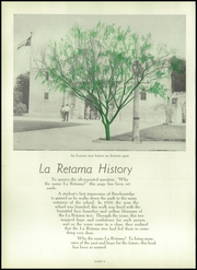 Brackenridge High School - La Retama Yearbook (San Antonio, TX) online yearbook collection, 1955 Edition, Page 12