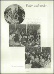 Brackenridge High School - La Retama Yearbook (San Antonio, TX) online yearbook collection, 1955 Edition, Page 232