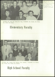 Bradford Central High School - Lamoka Log Yearbook (Bradford, NY) online yearbook collection, 1956 Edition, Page 10 of 64