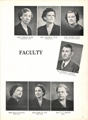 Bradford High School - Beacon Yearbook (Bradford, TN) online yearbook collection, 1951 Edition, Page 5