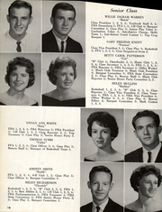 Bradford High School - Beacon Yearbook (Bradford, TN) online yearbook collection, 1963 Edition, Page 18