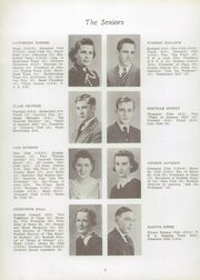 Bradford High School - Bradonian Yearbook (Bradford, IL) online yearbook collection, 1938 Edition, Page 8