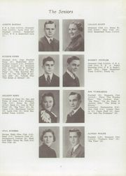 Bradford High School - Bradonian Yearbook (Bradford, IL) online yearbook collection, 1938 Edition, Page 9 of 40