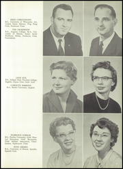 Bradley Bourbonnais Community High School - Bradleyan Yearbook (Bradley, IL) online yearbook collection, 1957 Edition, Page 13