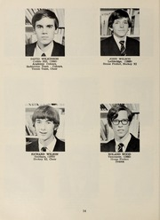 Brentwood College School - Brentonian Yearbook (Mill Bay, British Columbia Canada) online yearbook collection, 1971 Edition, Page 16