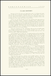 Briarcliff High School - Bruin Yearbook (Briarcliff Manor, NY) online yearbook collection, 1935 Edition, Page 12 of 44