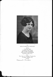 Bridgeton High School - Baconian Yearbook (Bridgeton, NJ) online yearbook collection, 1925 Edition, Page 5 of 86