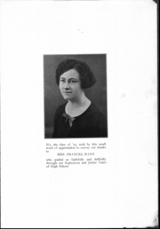 Bridgeton High School - Baconian Yearbook (Bridgeton, NJ) online yearbook collection, 1925 Edition, Page 6