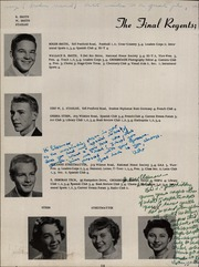 Brighton High School - Crossroads Yearbook (Rochester, NY) online yearbook collection, 1954 Edition, Page 42