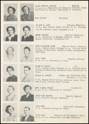 Bristow High School - Log Yearbook (Bristow, OK) online yearbook collection, 1950 Edition, Page 13
