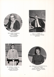 Broadway High School - Seniorogue Yearbook (Broadway, NC) online yearbook collection, 1967 Edition, Page 15