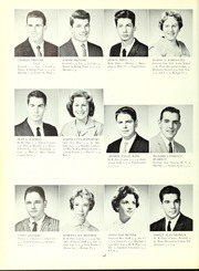 Brookline High School - Murivian Yearbook (Brookline, MA) online yearbook collection, 1960 Edition, Page 52
