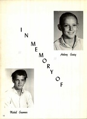 Brookwood High School - Pantheron Yearbook (Brookwood, AL) online yearbook collection, 1966 Edition, Page 14