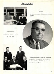 Brookwood High School - Pantheron Yearbook (Brookwood, AL) online yearbook collection, 1966 Edition, Page 7