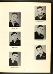 Buchanan (DDG 14) - Naval Cruise Book online yearbook collection, 1968 Edition, Page 39