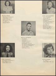 Buena Vista High School - Longhorn Yearbook (Imperial, TX) online yearbook collection, 1949 Edition, Page 14