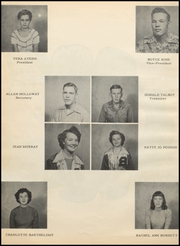 Buena Vista High School - Longhorn Yearbook (Imperial, TX) online yearbook collection, 1949 Edition, Page 16